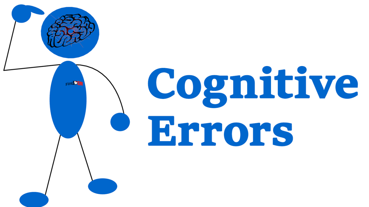 First 10 EM Cognitive errors title