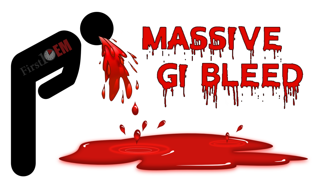 management of the massive gi bleed – first10em, Skeleton