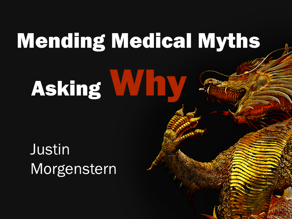 Mending Medical Myths (lecture notes for St. Pauls Emergency Medicine Update 2016)