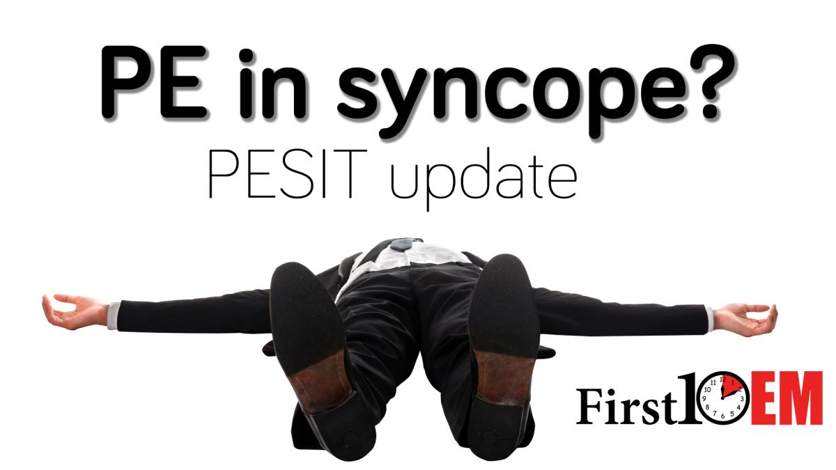Quick PESIT update